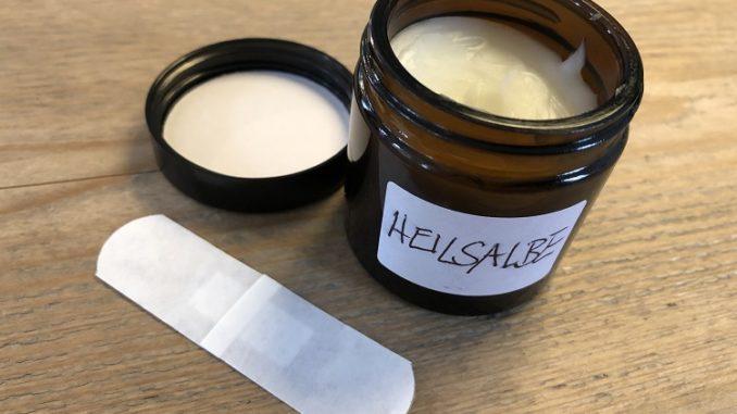 Heilsalbe