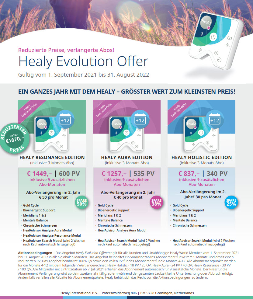 Helay Aktion Promotion